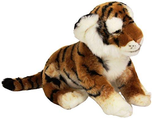 Teddy-Hermann 90448 - Tiger, 32 cm, Plüsch
