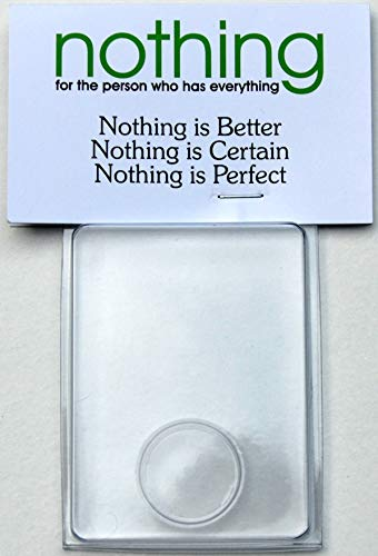 Nothing the gift of Nothing