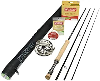 G. Loomis IMX PRO 7100-4 Fly Rod Outfit : 7wt 10'0