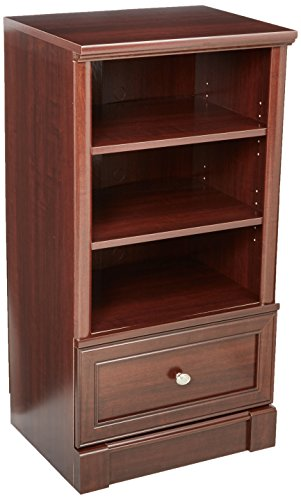 Sauder Palladia Technology Pier, Select Cherry finish