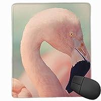 ピンクフラミンゴ マウスパッド ゲーミングマウスパッド ラップトップマット pcマウスパッド リストレスト ラバーマット 滑り止め 耐久性 高級感 25*30