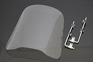 取付簡単 原付 スクーター ウインドスクリーン バイク 風防 MM19-0374-01