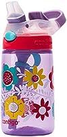 Contigo Gizmo Autospout, drinkfles voor kinderen, drinkfles met stro, BPA-vrije waterfles, lekvrij, ideaal voor...