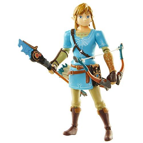World of Nintendo Breath of The Wild Link 4' Figure Action Figure