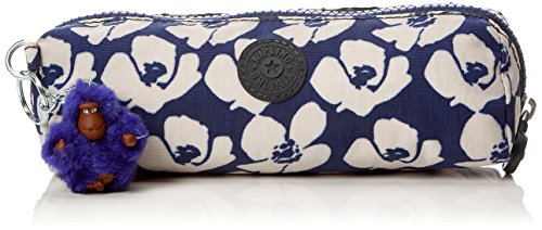 Kipling Brush Pouch Trousse à Maquillage, 25 cm, Multicolore (Bold Flower BL)