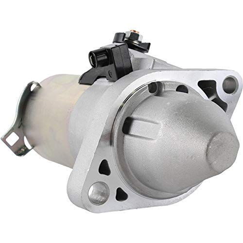Remanufactured DB Electrical Starter SMU0416 Compatible With/Replacement For Honda CR-V 2.4L 2002-2006 31200-PPA-505 31200-PPA-A02 31200-PPA-A03 PPA3M 0161206 SMT0416 91-26-2070 2-2837-MT
