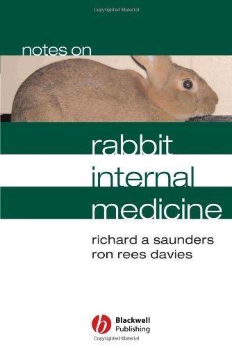 Notes on Rabbit Internal Medicine (English Edition)