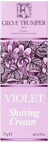 Geo. F. Trumper - Violet - Rasiercreme in der Tube
