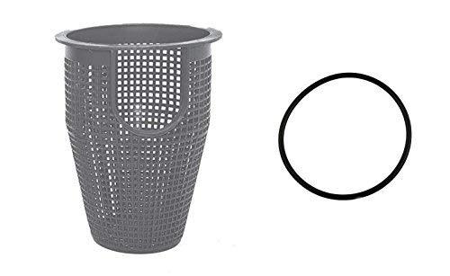 Southeastern Pool Pump Basket + O-Ring Replacement for Pentair Intelliflo/Whisperflo 070387 350013 B-199