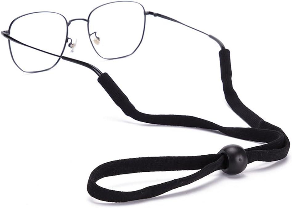 Eye Glasses String Strap Adjustable Eyewear Retainer-Eyeglasses Holder Strap for Men Women Kids- No Tail Sunglasses Strap