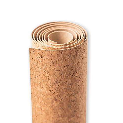 pequeño y compacto Sizzix Surfacez surface 663892-corcho tamaño rollo marrón talla única