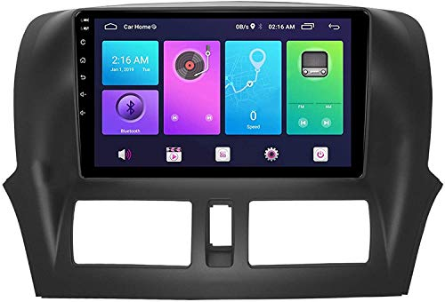 9 pulgadas IPS Pantalla táctil Auto Sat Nav Car STEREO STC Online / Offline Map Mapa Multimedia Player GPS Head Unit NAVEGACIÓN Android 10.0 Compatible para Bestune X80 2013-2016,8 core 4G+WiFi 2+32GB