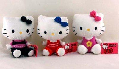 1 x Hello Kitty Plüsch
