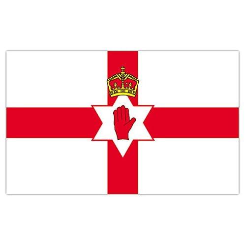 Resultado de imagen de flag northern ireland official