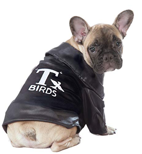 Rubie's Grease Pet T-Birds Costume Jacket, Large