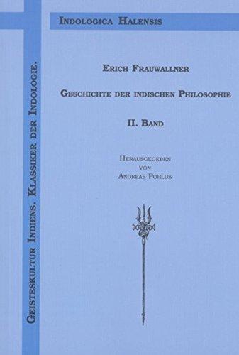 Geschichte der indischen Philosophie - II