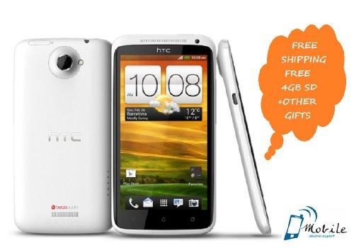 HTC One XL Black Schwarz X325u 32GB LTE Android Smartphone Ohne Simlock