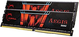 G.Skill 16GB DDR4-2133 16GB DDR4 2133MHz módulo de - Memoria (DDR4, PC/Server, 288-pin DIMM, 2 x 8 GB, Dual, Negro, Rojo)