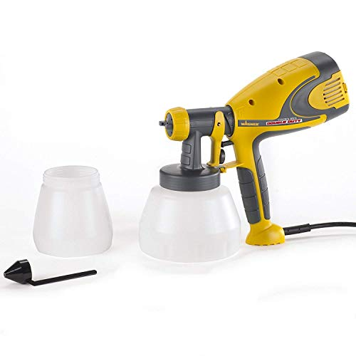 Wagner Spraytech 518050 Stain Sprayer, Control Spray Double Duty, Yellow