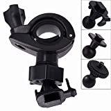 iSaddle CH205 Car Rearview Mirror Mount Holder Bicycle Handlebar Video Recorder Mount Holder