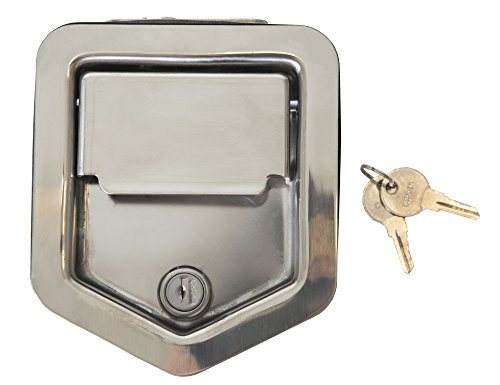 Buyers Products L3890RLS Rotary Paddle Latch (Latch,Handle,Paddle Rotary,)