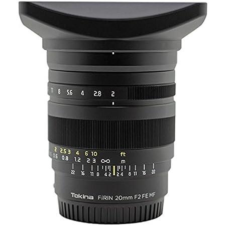 TokinaFiRIN 20mm f/2 FE MF Lens for Sony E
