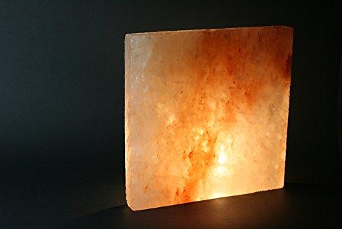 6x Salzziegel Salzfliese 20x 20 x 2,5 cm Himalaya* Salz (aus der Salt Range Pakistan)