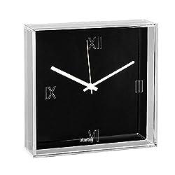 Kartell Tic&Tac Wall Clock - Black