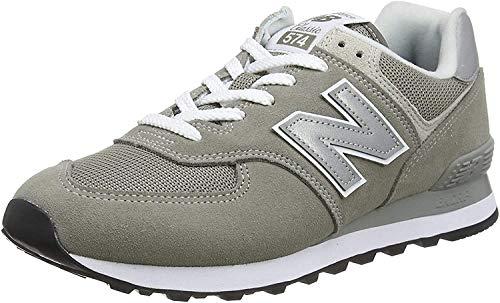 New Balance 574 Core, Zapatillas Hombre, Gris (Grey), 43 EU