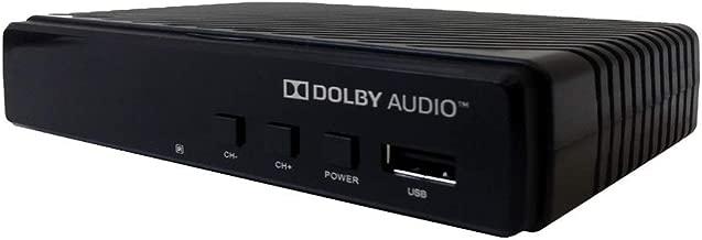 Premium HD Aerial TV Tuner Set Top Box 1080p HDMI RCA A/V Output