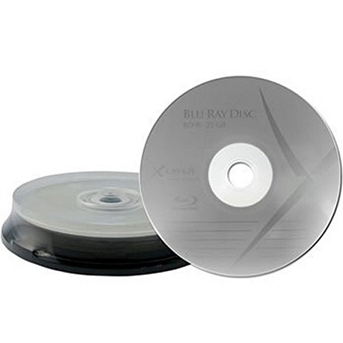 PRIMEON BD-R 25GB/2-10x Cakebox (10 Disc), ultra-protect-disc Surface