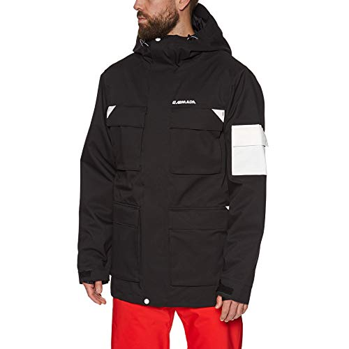 ARMADA Spearhead Snow Jacket Medium Black