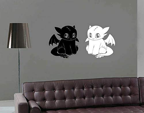 Decal Sticker-How to Train online shopping Ultra-Cheap Deals Wall Your Toothless Dragon