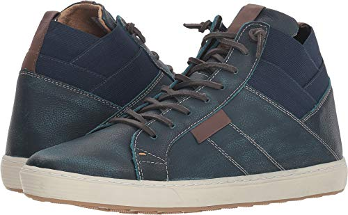 GBX Men's Comfort Sneaker, Blue, 10.5