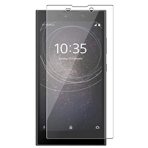 Vaxson TPU Pellicola Privacy, compatibile con Sony Xperia L2, Screen Protector Film Filtro Privacy [ Non Vetro Temperato ]