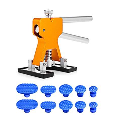 ooege OOE Herramientas de reparación de Caracoles Kit de reparación de abollamiento Automotriz Automóviles sin Pintura Cuerpo Atracción Kits de remoción vehículo Coche Auto (Size : A)
