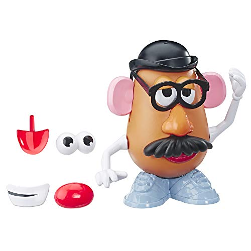 Mr Potato Head Disney/Pixar Toy Story 4 Classic Mr. Figure Toy for Kids Ages 2 & Up