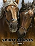 Spirit Horses Calendar 2021-2022: Stunning 16-Month Picture Schedule For Horse Lovers