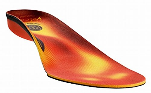 Conform'Able Volcano Custom Fit Einlege Sohle, Größe:XS (36-36)