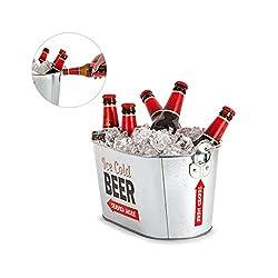 balvi–beerâ Kühler Party Time Metall