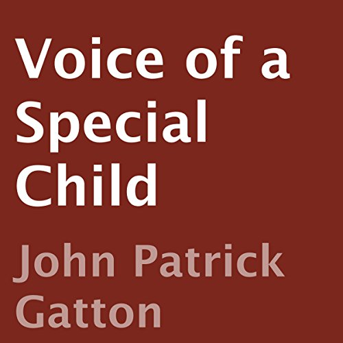 Voice of a Special Child audiobook cover art