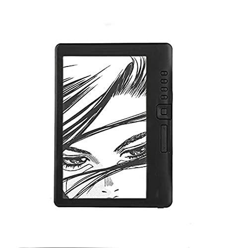 FOLOSAFENAR Lector de Libros Electrónicos y Lector ebook Reader Paperwhite 2021 de 7 Pulgadas en Reflejos Resistente al Agua: Activa la Lectura de Papel [8GB]