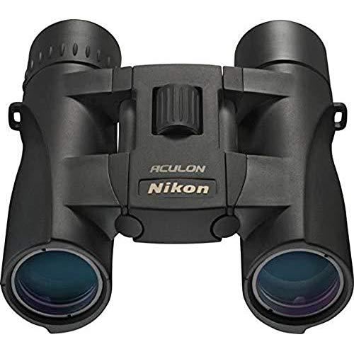 Nikon 8263B ACULON A30 10x25 Binoculars, Black - (Renewed)