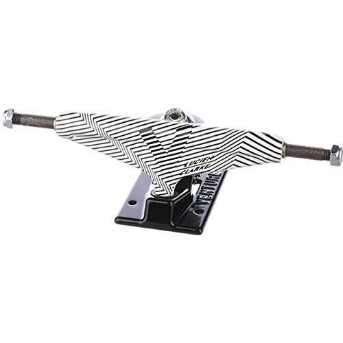 Venture Herren Skateboard Achse 5.2 Low Lucien Clarke Linear V-Light , Größe:ONESIZE, Farben:white-black