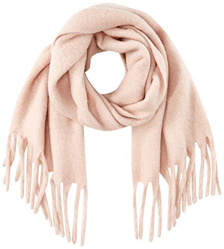 OPUS Damen Aflisa scarf Schal, Pink (Blush Melange 4081), One Size
