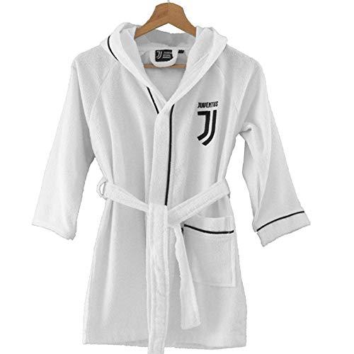 Pigiama bambino Juventus cotone estivo nuovo logo calcio Juve prodotto ufficiale