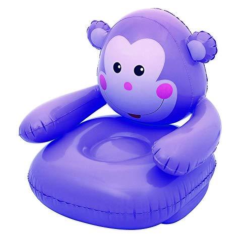 Fauteuil de jardin gonflable pour enfants, mer, piscine, maison, jardin 75024