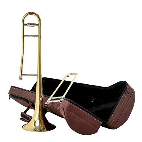 LVSSY-B Trombón de Diapositivas de Tenor Plano Sonido de