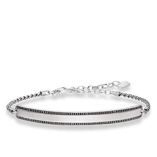 Thomas Sabo Damen Armreifen Silber - LBA0009-643-11-L21v