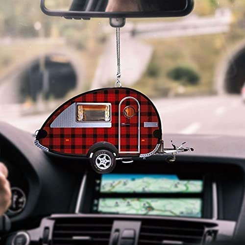 Camping Retro overseas Car Hanging Ornament PCS 10 excellence